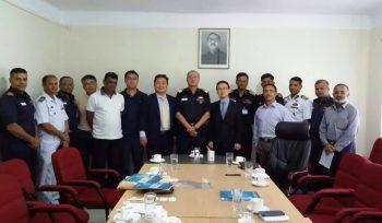 Wevio Delegation to Bangladesh