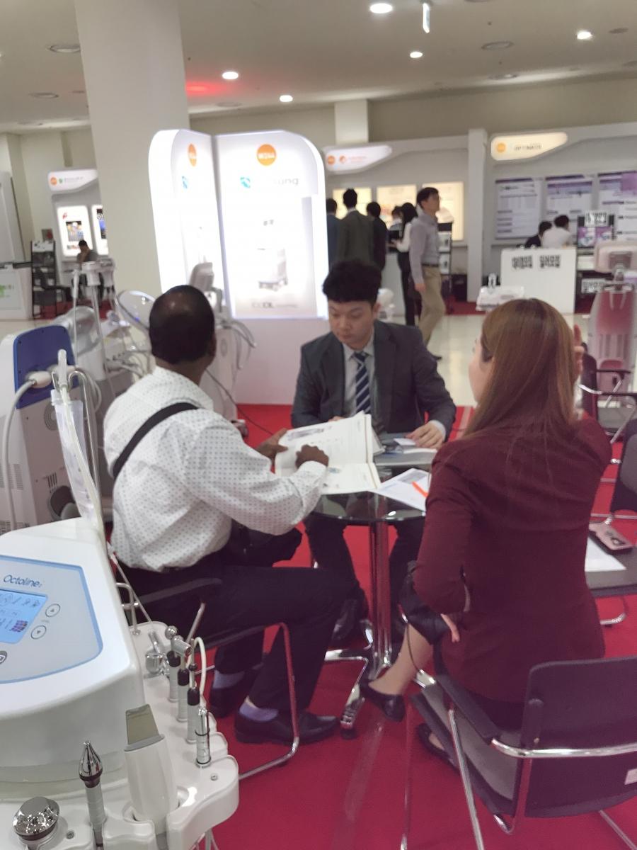 GMES in Korea (Gangwon Medical Equipment Show) | Global